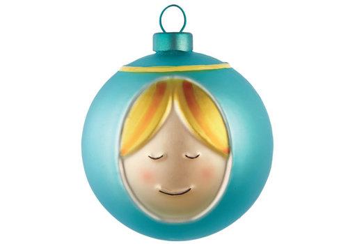 Alessi Kerstbol Moeder Maria