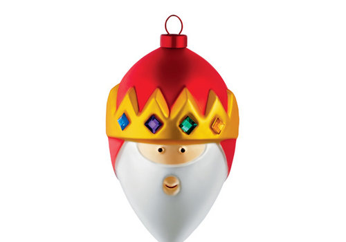 Alessi Kerstbol Caspar