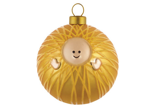 Alessi Kerstbol Kindje Jezus