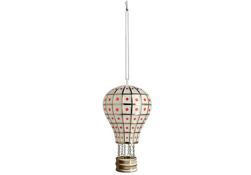 Alessi Ornament porselein - Luchtballon