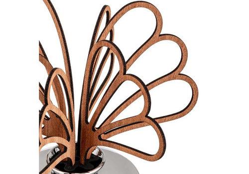 Alessi Parfum diffuser The Five Seasons zilverkleurig Uhhh