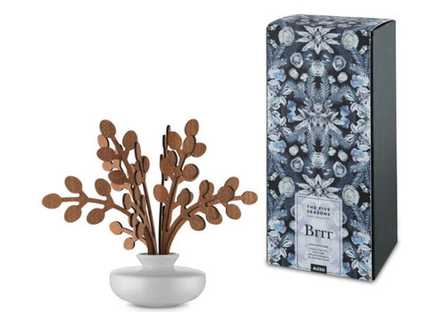 Alessi Parfum diffuser The Five Seasons wit Brrr