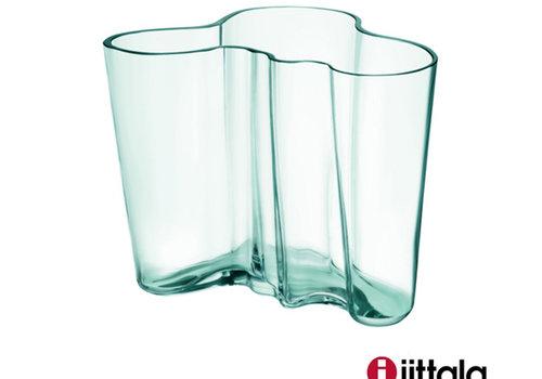Iittala Vaas Alvar Aalto 160 mm watergroen - Limited Edition