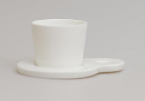 Alessi Set 2 espressokopjes Hupla David Chipperfield