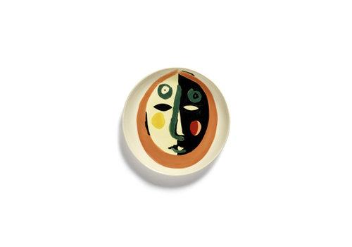 Serax Bordje 16  cm Feast Ottolenghi - Face 1