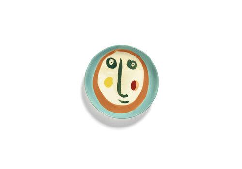 Serax Bordje 16  cm Feast Ottolenghi - Face 2