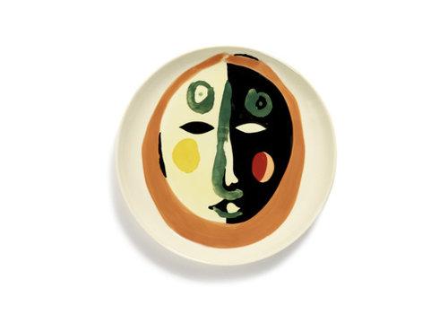 Serax Dessertbord 22.5 cm Feast Ottolenghi - Face 1