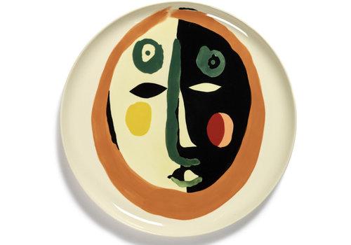 Serax Ronde schotel 35 cm Feast Ottolenghi - Face 1