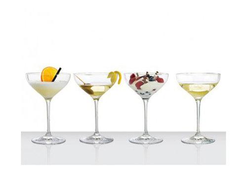 Spiegelau Set 4 champagnecoupen / cocktailcoupen Mixdrink