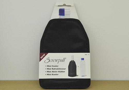 Le Creuset - Screwpull Wijnkoeler zwart klein / koelelement klein voor wijnflessen zwart