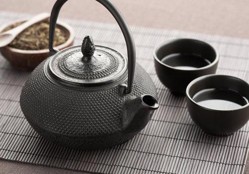 Beka Cookware Theepot Ceylon gietijzer zwart 1.2 liter