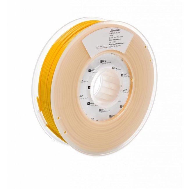 Ultimaker PLA Yellow (NFC) (#1619)