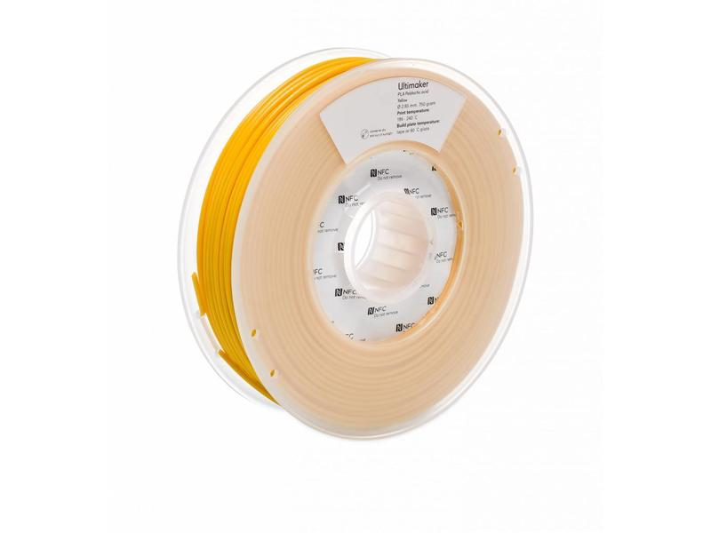 Ultimaker Ultimaker PLA Yellow (NFC) (#1619)