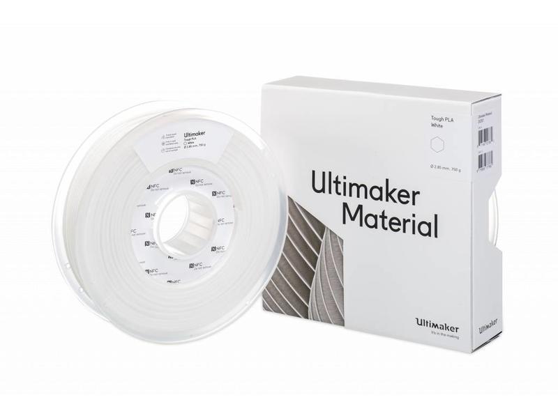 Ultimaker Ultimaker Tough PLA White (NFC) (#202301)