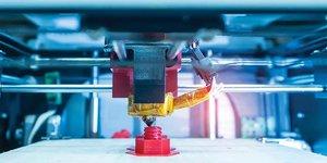 Laatste ontwikkelingen rondom 3D-printen oktober