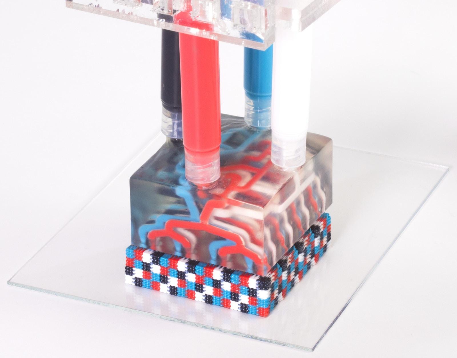 De laatste ontwikkelingen op het gebied van 3D printen van de maand december