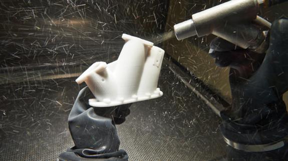 Nabewerking van ABS en ASA 3D-geprinte onderdelen