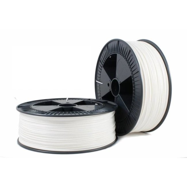 Nedflow Filaments PLA 4,5kg White 1,75mm