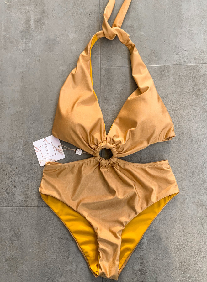 ALEX SWIMSUIT - BRONZE