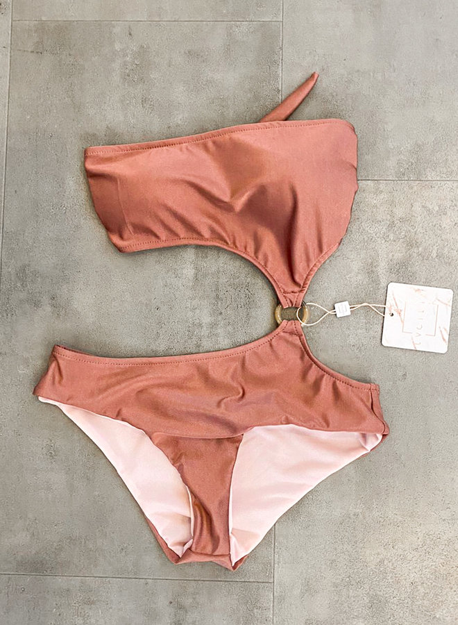 AUGUST SWIMSUIT - PINK