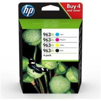 Hewlett Packard SET 963XL YMCK