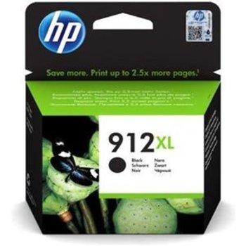 Hewlett Packard 912XL - BLACK