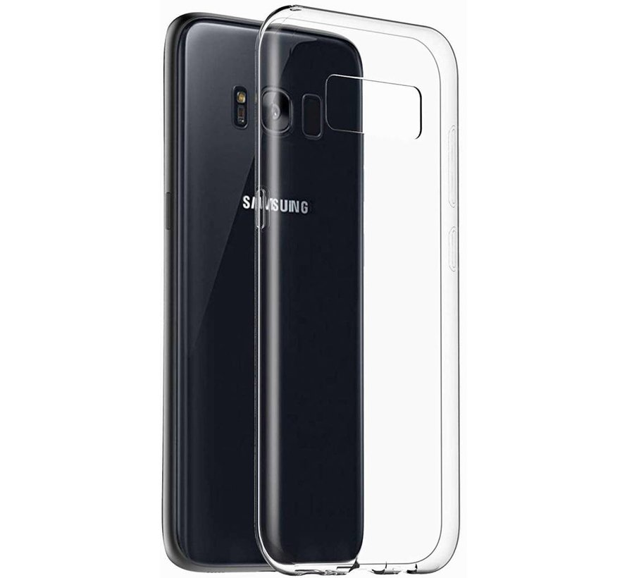 Samsung Galaxy S8 Gel Case