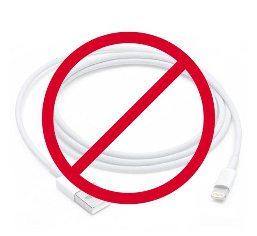 Geen kabel korting