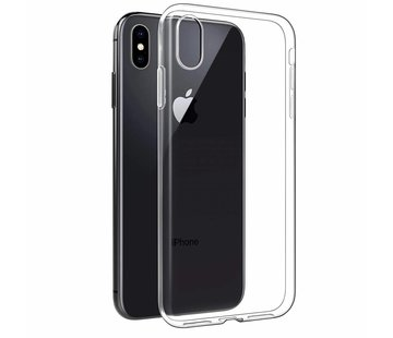 Hoesjes iPhone X Gel Case