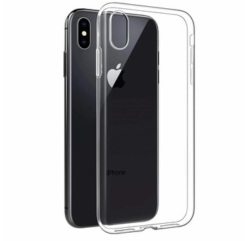 Hoesjes iPhone X Gel Case
