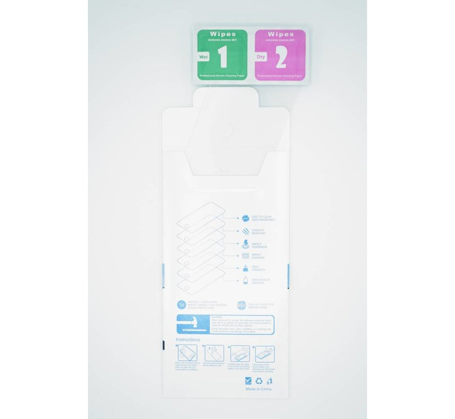 iPhone 5s Tempered Glass Protector
