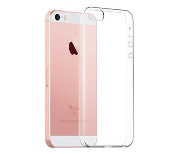 Hoesjes iPhone SE Gel Case