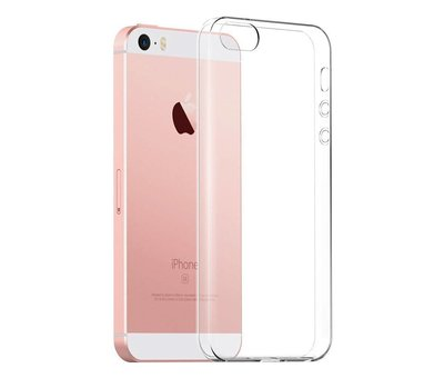 Screenprotectors iPhone SE Tempered Glass Protector