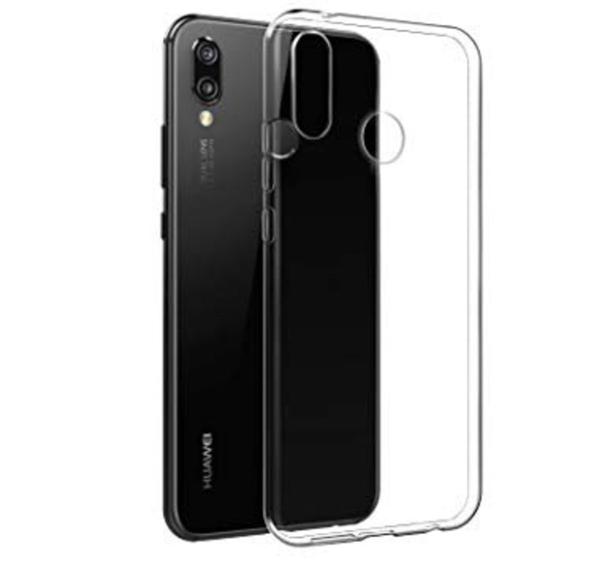 Huawei P20 Gel Case