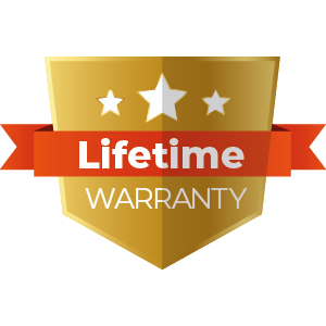 Lifetime Warranty Keurmerk