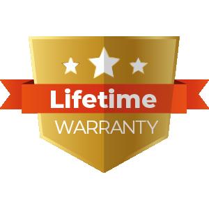 Lifetime Warranty Keurmerk