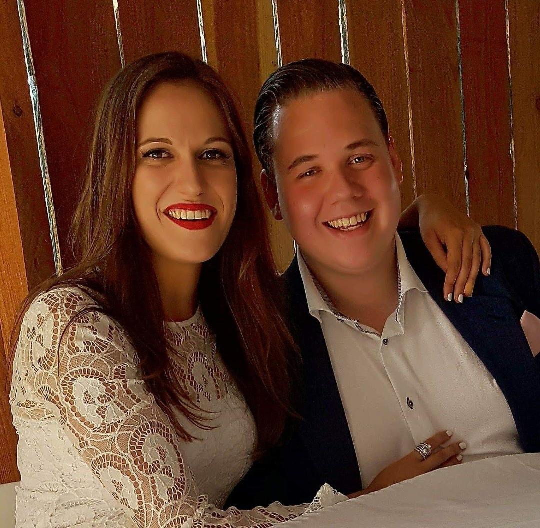 Foto Dennis en Liza