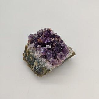 Amethyst cluster 1.49 lb / 680 gram