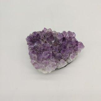 Amethyst cluster 1.19 lb / 540 gram