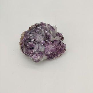 Amethyst cluster 1.15 lb / 520 gram