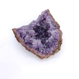 Amethist cluster 580 gram
