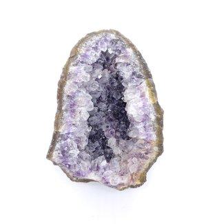 Amethyst cluster 1.03 lb / 465 gram