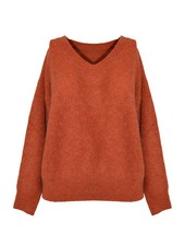 Mika-Elles Lucy Pull | Rouille