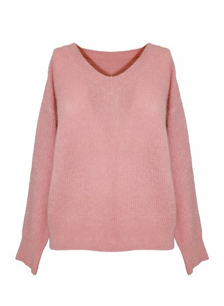 Mika-Elles Lucy Pull   Rose
