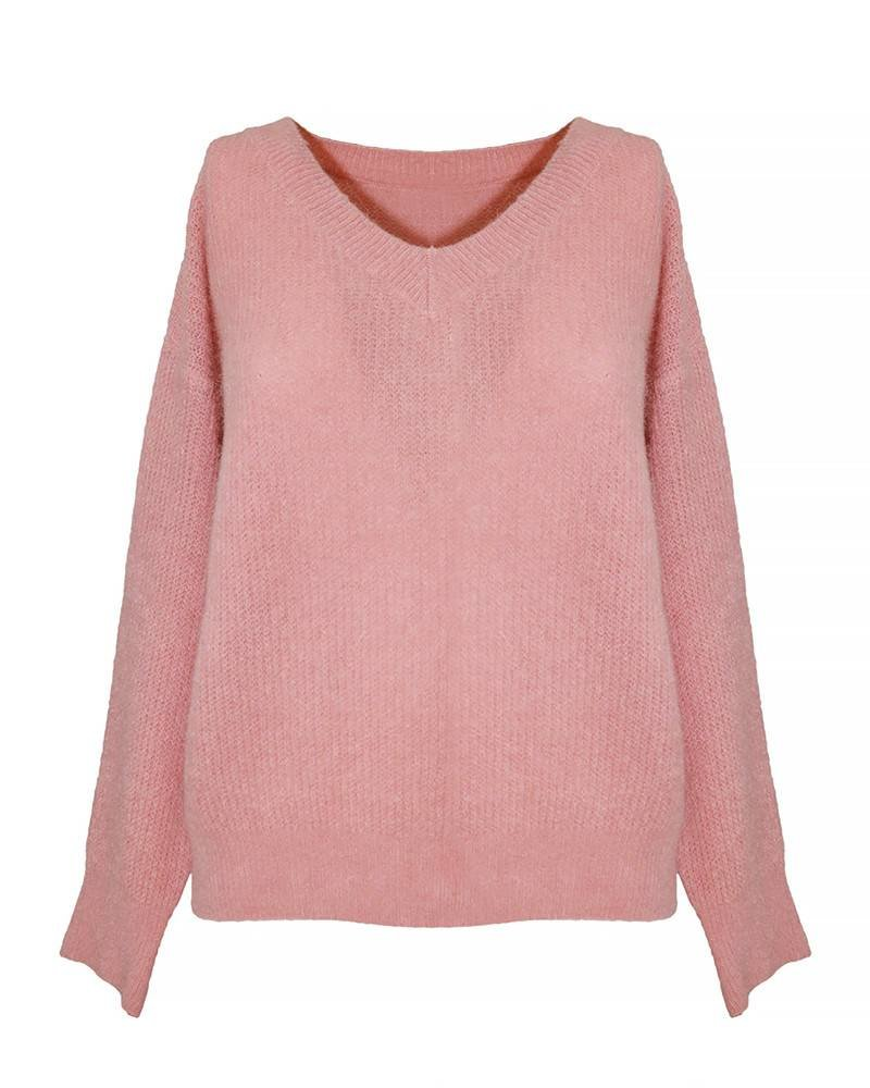 Mika-Elles Lucy Pull | Rose