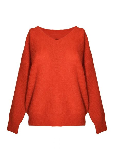 Mika-Elles Lucy Pull | Rouge