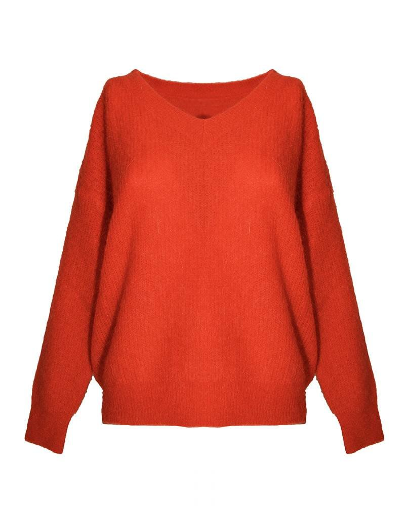 Mika-Elles Lucy Pull - Rouge