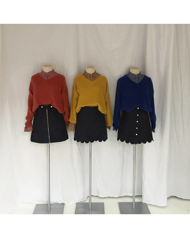 Mika-Elles Lucy Pull | Moutarde