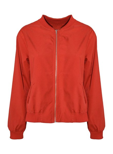 YCOO Gilet Bomber | Rouge