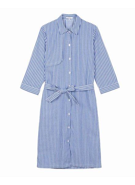 FRNCH Robe Aveline | Bleu